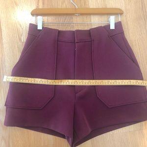 Zara Skirts - 🔴🔴ZARA Winter Shorts 🔴🔴